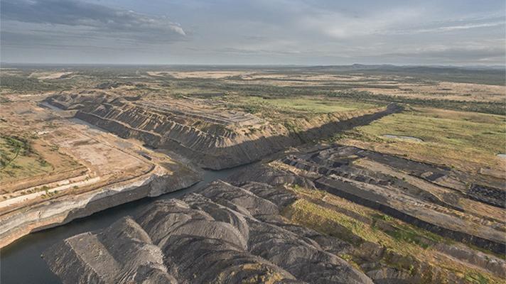 BHP Norwich Park coal mine QLD - Credit Dean Draper Lock the Gate Alliance